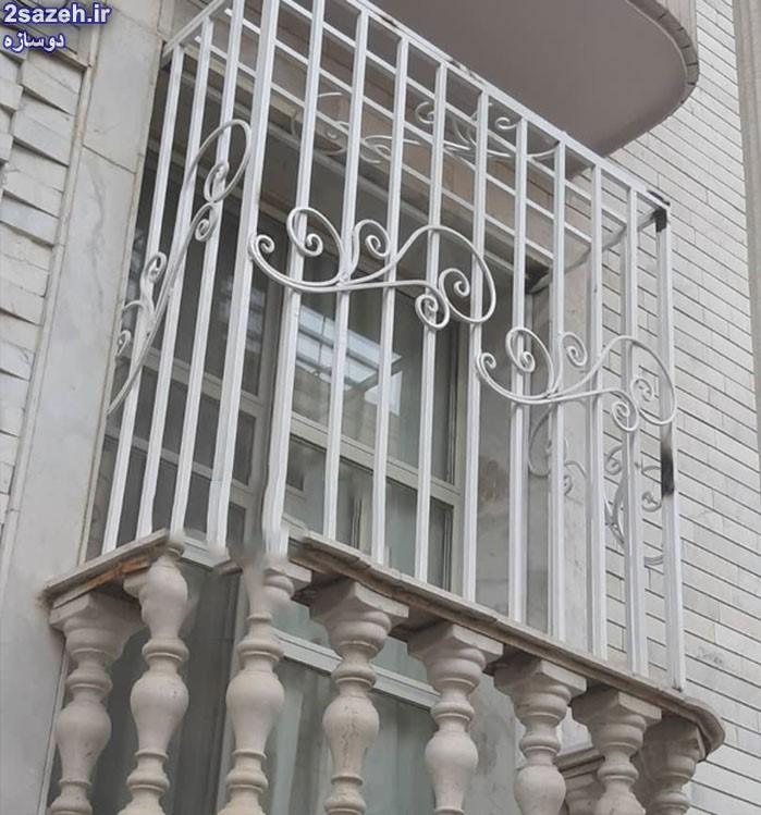 انواع حفاظ پنجره قیمت عالی