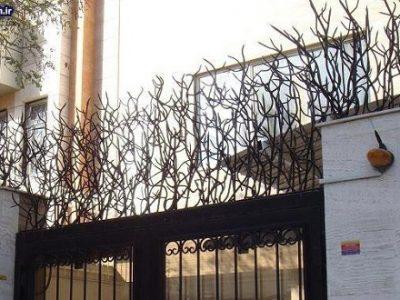 خرید حفاظ آکاردئونی شاخ گوزنی در رشت